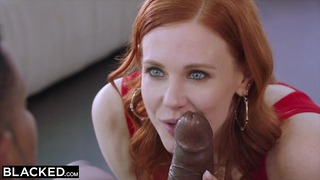 Blacked Maitland Ward Is Now Big Black Cock Just