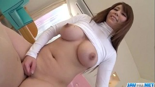 The Good Fuck With Enormous Boobs Beauty Maki Koizumi