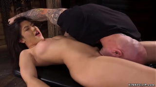 Little Bound Chinese Anal Fucked